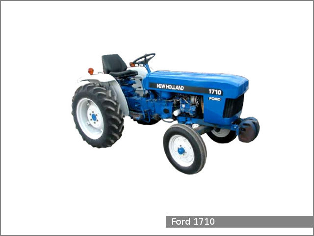 Ford 1710 utility tractor review and specs - Tractor Specs