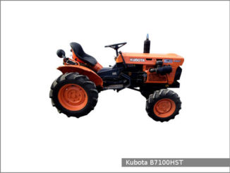 Kubota B7100 utility tractor: review and specs - Tractor Specs