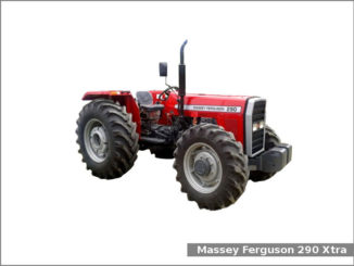 Massey Ferguson 240 Xtra tractor: review and specs