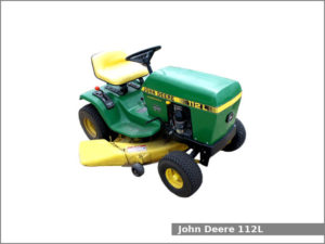 John Deere 165 lawn and garden tractor: review and specs