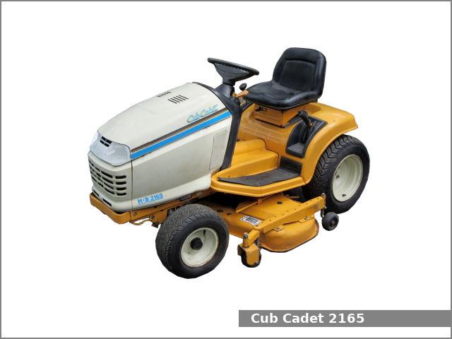 Cub Cadet Hds 2165 Garden Tractor Review And Specs Tractor Specs