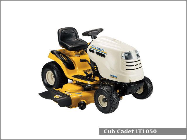 Cub Cadet Lt1050 Lawn Tractor Review And Specs Tractor Specs